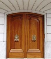 Contractor series impact doors